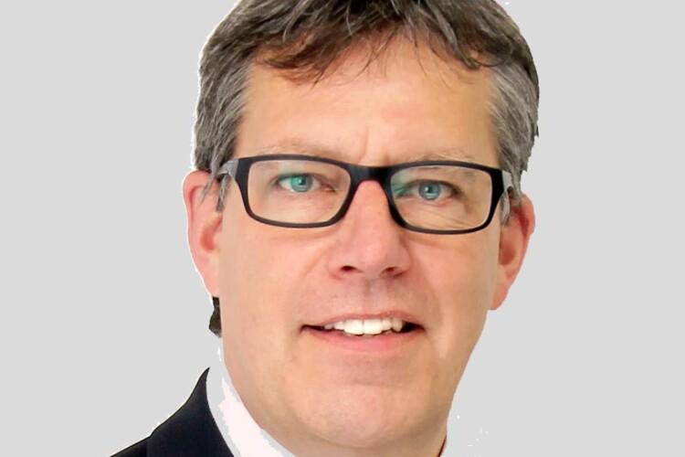 Chief executive Darren James