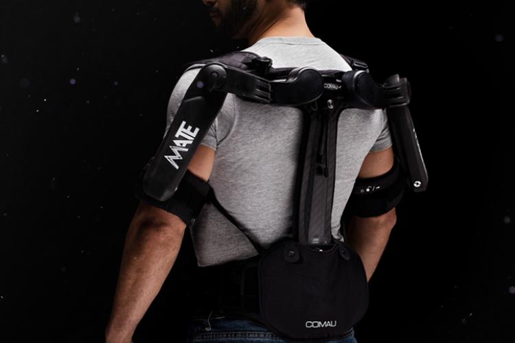 The MATE-XT exoskeleton